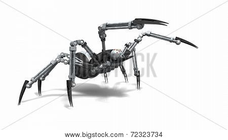 Robot spider