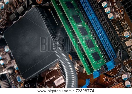 State of the art computer board
