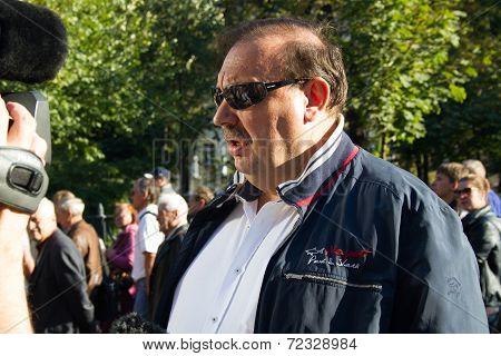 Politician Gennady Gudkov