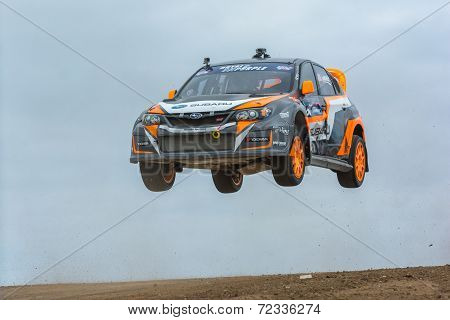 Bucky Lasek Rally Driver