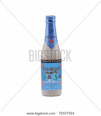 Bottle Of Beer Delirium Tremens
