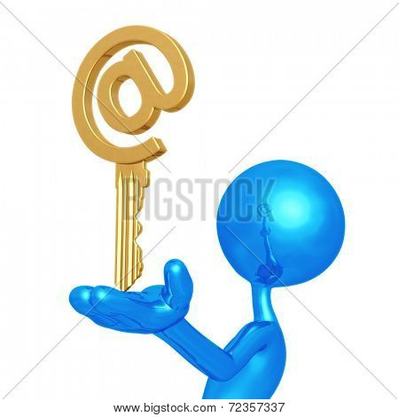 Email Key