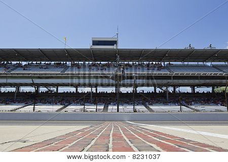 Nascar:  July 23 Brickyard 400