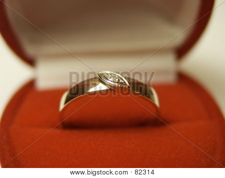 Ring With A Diamante_2