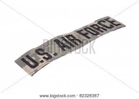 Us Air Force Uniform Badge