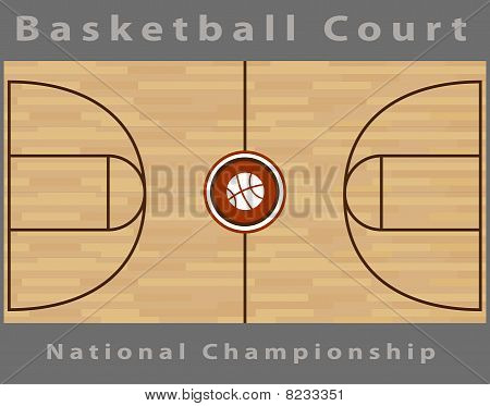 Basketball court images illustrations vectors for Custom basketball court cost