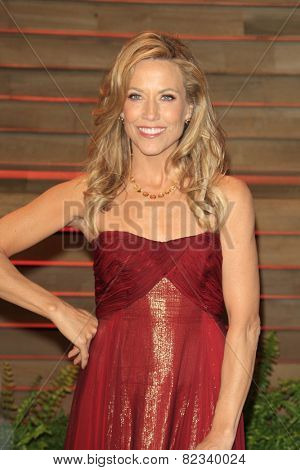 WEST HOLLYWOOD - MAR 2:: Sheryl Crowe at the 2014 Vanity Fair Oscar Party on March 2, 2014 in West Hollywood, California