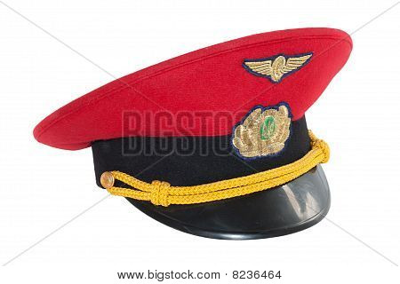 Railway Uniform Cap
