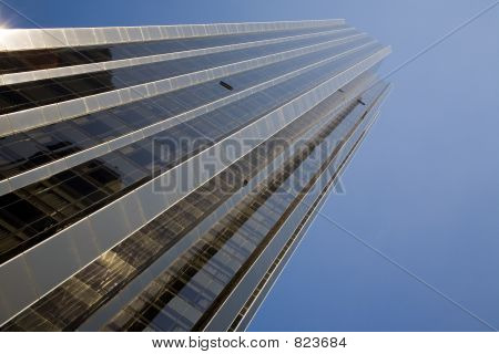 Tall office building