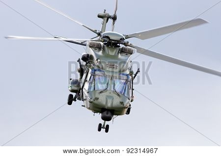 Beauvechain Nh90 Helicopter