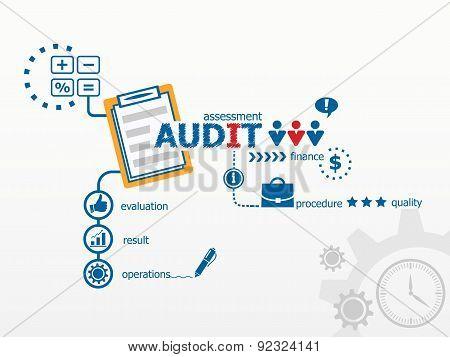 Audit - Analyze A Company.