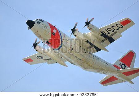U.S. Coast Guard C-130