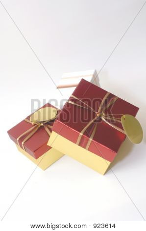 Boxes Of Presents