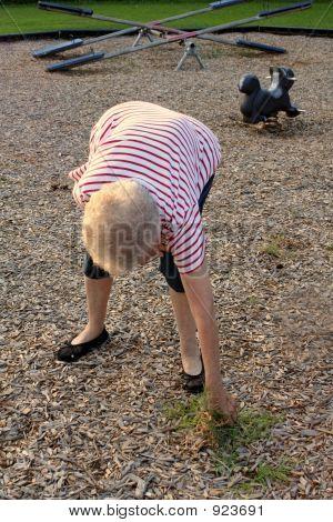 Community Service Grandma