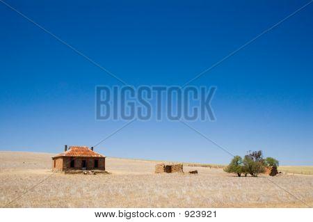 Burra Ruins