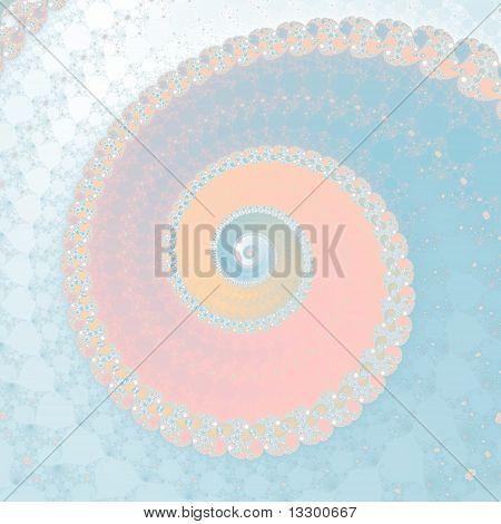 Pastel Spiral 2