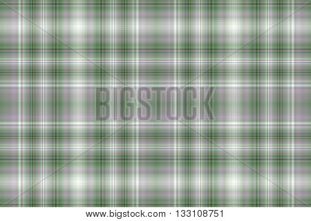 Illustration of dark green and white checkered pattern