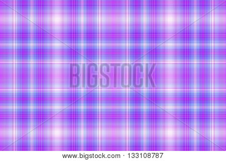 Illustration of purple and white checkered pattern