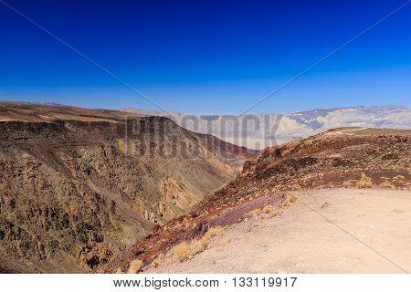 Nadeau Trial, Highway 190, Death Valles National Park