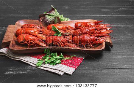 Crawfish Food Photo
