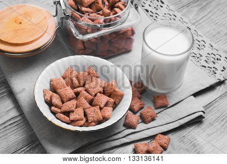 Multigrain Healthy Breakfast Cereal