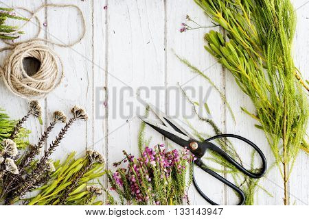 Floral Florist Flower Adorable Style Bouquet Bloom Concept