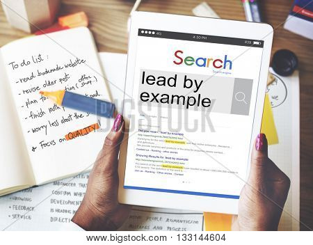 Laptop Connection Search SEO Network Concept