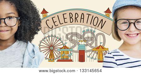 Celebration Event Festive Happiness Party Social Concept