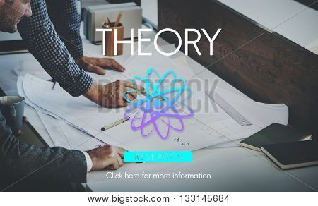 Education Science Theory Research Study Concept
