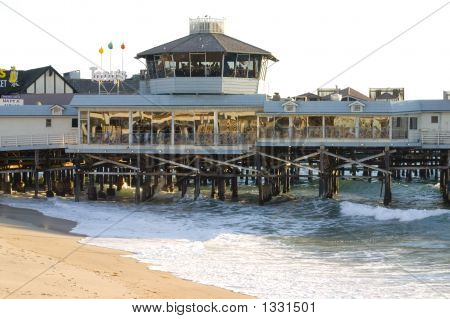 Another Postcard From Redondo Beach