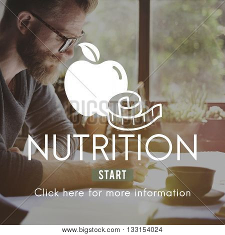 Nutrition Healthy Eating Diet Food Nourishment Concept