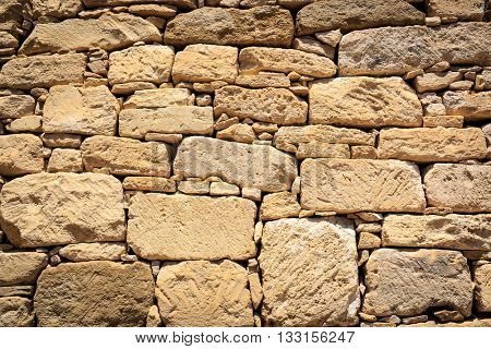 Old stonework surface - abstract background