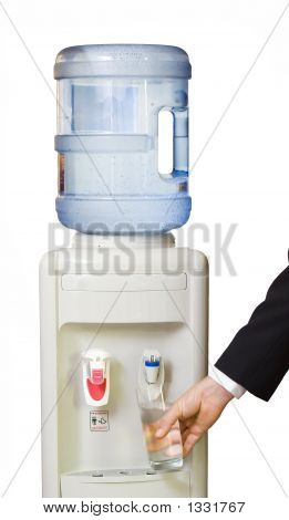 Office Water Cooler