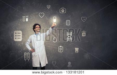 Innovative technologies for medicine