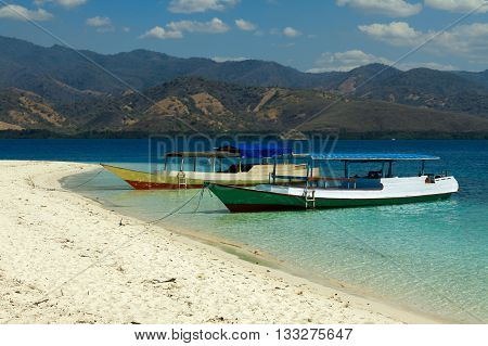 Cristal Clear Water 17 Islands Riung Flores Indonesia
