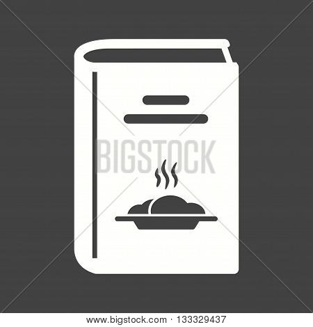 Kitchen, recipes, food icon vector image. Can also be used for kitchen. Suitable for use on web apps, mobile apps and print media.
