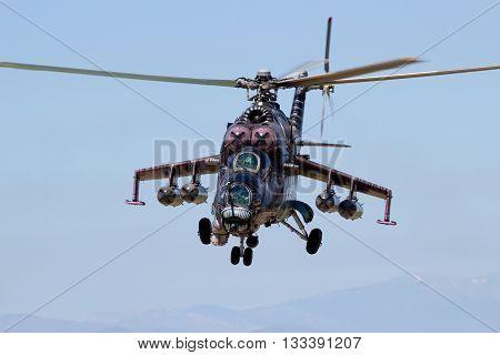 Czech Mi-24