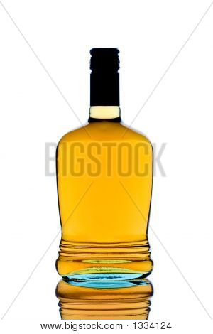Whiskey Bottle