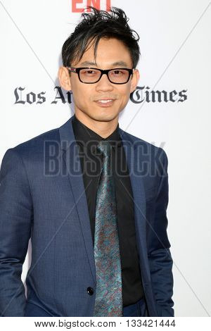 LOS ANGELES - JUN 7:  James Wan at the 2016 Los Angeles Film Festival - The Conjuring 2 Premiere at TCL Chinese Theater IMAX on June 7, 2016 in Los Angeles, CA