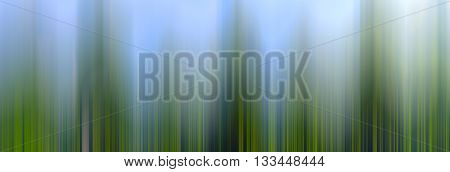 textured abstract blurred background with vertical stripes of different shades of green