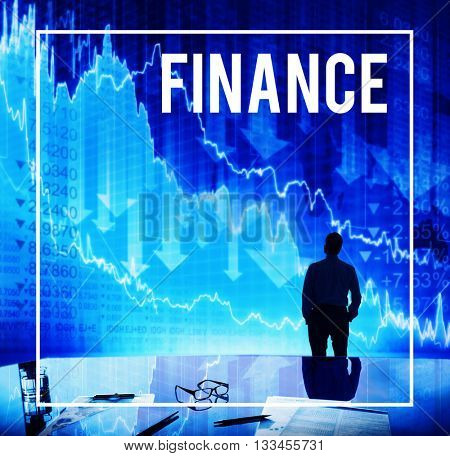 Finance Economic Accounting Fund Concept