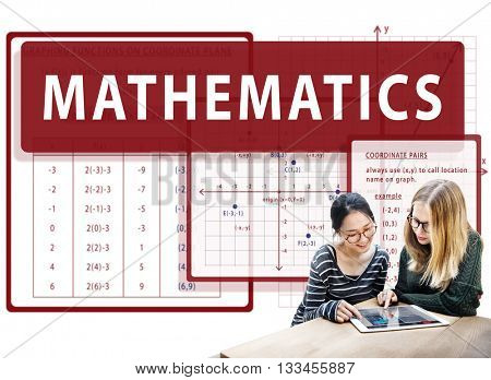Mathematics Equation Calculate Algebra Function Concept
