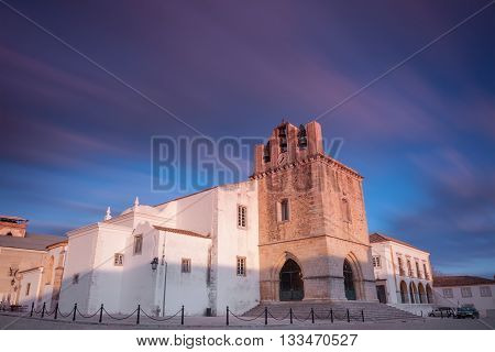 The Cathedral of Faro Se de Faro is a Roman Catholic cathedral in Faro, Portugal