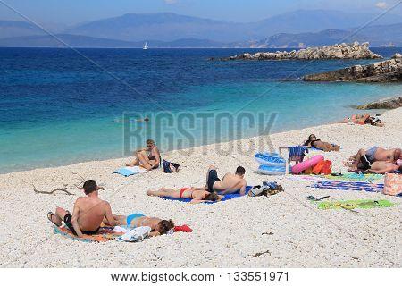 Corfu Vacation