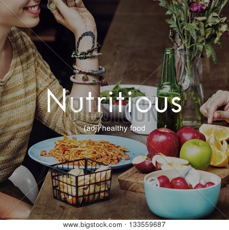 Food Piquant Delicious Cuisine Appetizing Concept poster