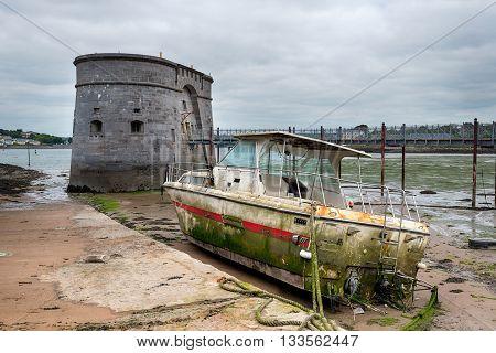Pembroke Dock In Wales