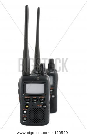 Two Way Radio Communication Devices
