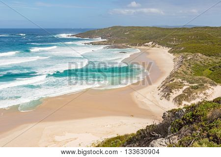Conspicuous Beach near the town of Walpole in Western Australia.