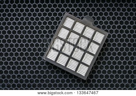 High Efficiency Particle And Carbon Air Filters.
