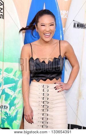 LOS ANGELES - JUN 8:  Ally Maki at the Animal Kingdom Premiere Screening at the The Rose Room on June 8, 2016 in Venice Beach, CA